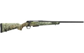 """Winchester Guns 535722277 XPR Hunter MCR Bolt 325 Winchester Short Magnum 24"""" 3+1 Synthetic Mossy Oak Mountain Country Stock Matte Blued"""