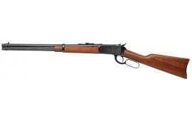 "Rossi 920452013 R92 Lever Action Carbine Lever 45 Colt (LC) 20"" 10+1 Brazillian Hardwood Stock Polished Black"