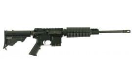 """DPMS 60532 Panther Oracle 10+1 Semi-Auto .223/5.56 NATO 16"""" 10+1 Pardus 4-Position Black"""