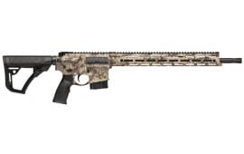 "Daniel Defense 07137 DDM4 Ambush Semi-Auto 6.8mm Remington SPC II 18"" 5+1 6-Position Kryptec Highlander"
