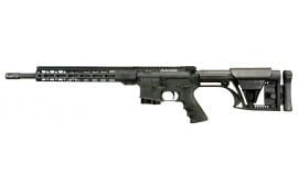 "Windham Weaponry R16SFSL450 450 Thumper Semi-Auto 450 Bushmaster 16"" FS 5+1 Luth-AR MBA-1 Hard Coat Anodized"