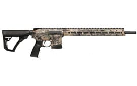 "Daniel Defense 04093 DDM4 Ambush Semi-Auto 6.8mm Remington SPC II 18"" 5+1 6-Position Realtree Xtra"