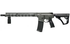 "Daniel Defense 13192047 DDM4 V7 Semi-Auto .223/5.56 NATO 16"" 20+1 6-Position Green Cerakote"