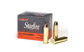 PMC Gold Eldorado Starfire .357 Magnum 150gr Jacketed Hollow Point Defense/Hunting Load 20rd Box - PMC357SFA