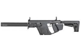 "Kriss USA KV90CBL22 Vector G2 CRB *CA Compliant* Semi-Auto 9mm Luger 16"" 10+1 Fixed Black"
