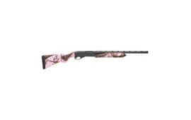 "Remington 870 Express Compact 20GA Shotgun, 21"" Mossy Oak Obsession Pink Blaze - 81150"