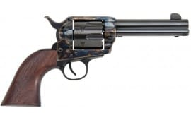 """1873 Single Action Revolver .357 Mag Frontier Model 4.75"""" Color-Cased Hardened Finish, 6rd, by Traditions - SAT73-006"""