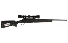 "Savage Arms 57266 Axis XP Youth .243 20"" 3-9x40 MATTE/BLK Synthetic Ergo STK"