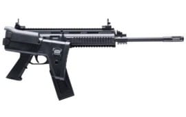 ISSC MK22 Gen2 Semi-Auto Rifle. 22 LR Caliber, Black Folding Stock - 16in,bbl. W / 22 Round Mag - Model 211000