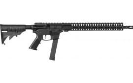 CMMG 99AE6AE Rifle Resolute 100 MKGS (GLOCK) 33rd Black