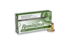 Remington UMC 9mm 115gr FMJ L9MM3 - 50rd Box