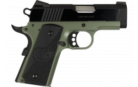 Colt O7800XEJG Defender 45 Green/Black