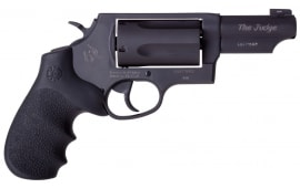 "Taurus 2441031TNSO Judge 45C/410 3"" NS Black/HOG Revolver"
