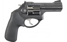 """Ruger 5444 LCRx .357MAG 3"""" ADJ.5rdMatte Hogue Tamer Grip Revolver"""