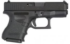 Glock 26 Gen 3 9mm SubCompact Handgun w/ FS and (2) 10 Rd Mags PI2650201