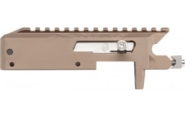 Tactical Solutions XRATD-QS Receiver 10/22 Takedown X-RING VR Quicksand (FDE)