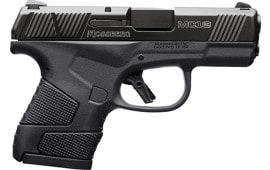 Mossberg 89001 MC-1 Striker PSTL 9 3.4 Black 6+1