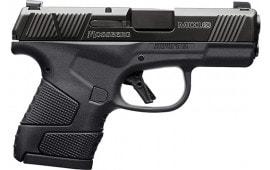 Mossberg 89003 MC-1 Striker PSTL 9 3.4 Black 6+1 NS