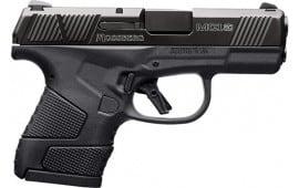 Mossberg 89002 MC-1 Striker PSTL 9 3.4 Black 6+1 Safety
