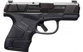 Mossberg 89003 MC-1 Striker PSTL 9 3.4 Black 6+1 NS