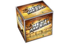 "Hevishot 31234 Hevi-Metal Pheasant 12 GA 2.75"" 1-1/8oz #4 Shot - 250sh Case"