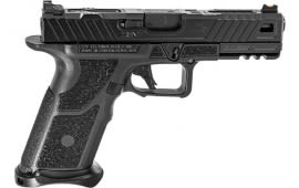 ZEV OZ9-17-B-B OZ9 PSTL Black
