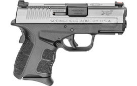 "Springfield XDSG9339S XDSG MOD.2 .9MM 3.3"" Fiber Optic Front Tactical Rear SS"