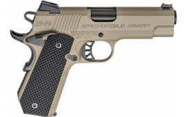 "Springfield PI9229F 9M CON Carry CNT 4"" LWT Champ FDE 9R"