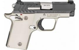 Springfield PG9109PG 911 380 2.7 Platinum Graphite 6/7rd