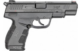 Springfield XDE9459B XDE 4.5 FO TSFT Black 8/9rd