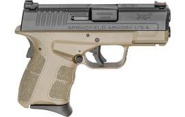Springfield XDSG9339FDE 9M MOD2 3.3 FO FDE w/2 MGS