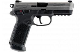 FN 66998 FNX45 Dasa MS Black/SS(3)15R LE