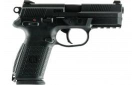 FN 66842 FNX9 Dasa MS Black/BLK(3)17R LE