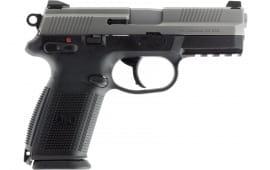 FN 66843 FNX9 Dasa MS Black/SS (3)17R LE