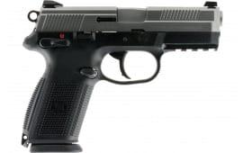 FN 66879 FNX40 Dasa MS Black/SS NS14R LE