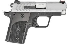 Springfield PG9108S 911 380 2.7 Alpha SS 6/7rd