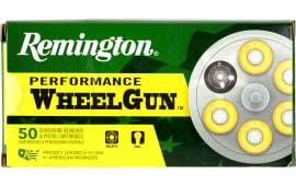 Remington 22223 RPW357M5 Wheelgun 357 158 SWC - 50rd Box