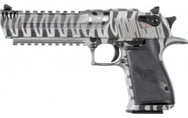 Magnum Research DE50WTS Desert Eagle 6 White Tiger Stripe IMB