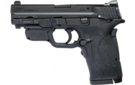 Smith & Wesson M&P380SHLD EZ 12610 380 3.6 TS CTGRN Black 8R