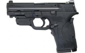 Smith & Wesson M&P380SHLD EZ 12611 380 3.6 NTS CTGRN Black 8R