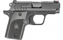 Springfield PG9108 911 380 2.7 Alpha Nitride BLK6/7rd