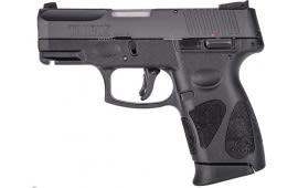Taurus 1-G2C931-10 G2C 10rd3-DOT ADJ. Matte Black Polymer