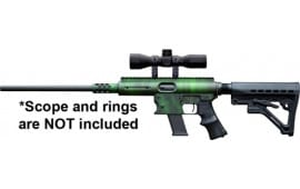 "TNW Firearms ASRXXPKG0040BKGNXXXX Aero Survival Rifle 16"" 31rd Tiger Green"