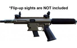 "TNW Firearms ASRPXPKG0040BKODXXXX Aero Survival Pistol 8"" 31rd OD Green"