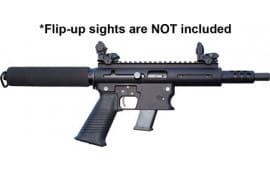 "TNW Firearms ASRPXPKG0040BKXXXXXX Aero Survival Pistol 8"" 31rd Black"