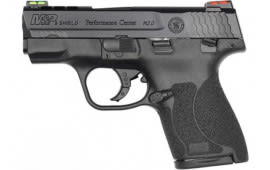 Smith & Wesson M&P9 Shield 11867 PFMC 3.1 PT 2.0 Hiviz TS