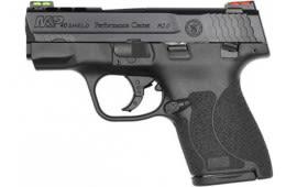 Smith & Wesson M&P40 Shield 11868 PFMC 40 3.1 PT 2.0 Hiviz TS