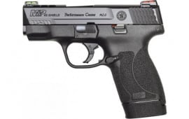 Smith & Wesson M&P45SHLD 12473 PFMC 45 3.3 PT 2.0 Hiviz NTS