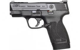 Smith & Wesson M&P45SHLD 12474 PFMC 45 3.3 PT 2.0 TRI NTS