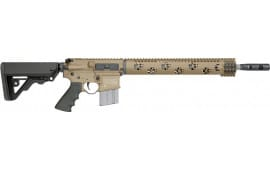 "Rock River Arms FE1515TAN LAR15 PREDATOR2 .223 Wylde 6 POS Stock 16"" Barrel Rockote TAN"